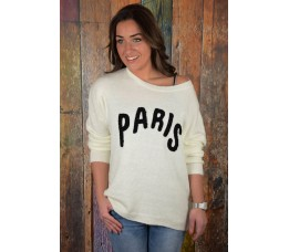 TRUI PARIS ecru