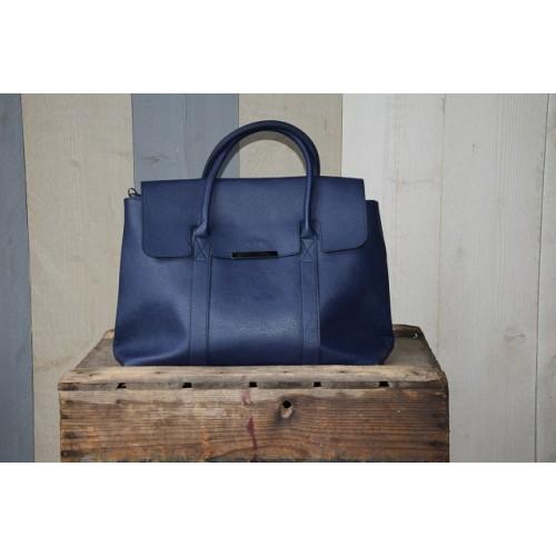 Rieten Tas Met Lang Hengsel : Blauwe tas fijn formaat ook met lang hengsel